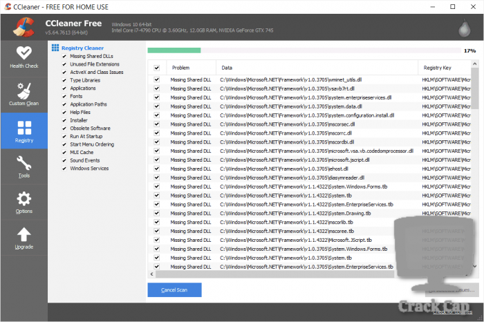 CCleaner Crack With Serial Key Free Download